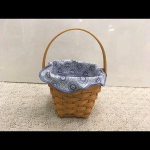 2001 Horizon of Hope basket (original stain)